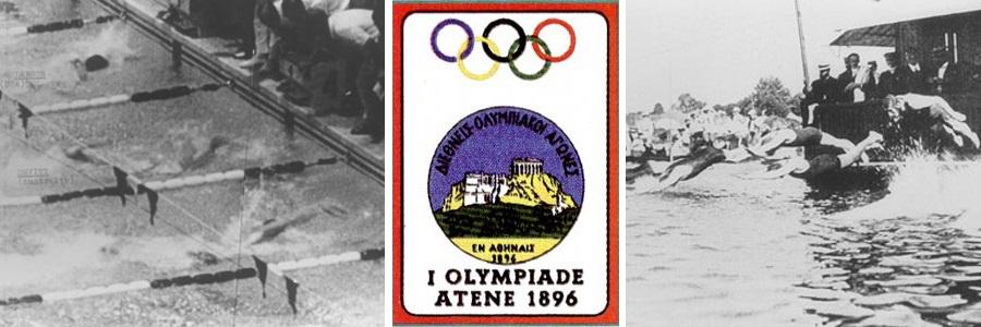 1896 Atina Olimpiyatları