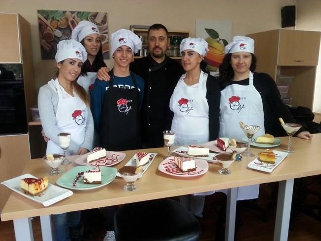 Golden Chefs' Kitchen