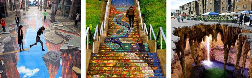 Sokak Sanatı Örnekleri