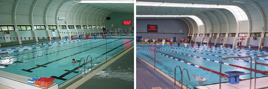 İlk Kapalı Yüzme Havuzu